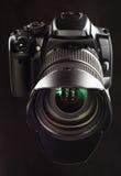 профессионал камеры цифровой стоковое изображение