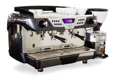 профессионал машины кофе стоковые фотографии rf