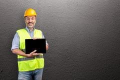 Профессионал строительной промышленности стоковое изображение rf