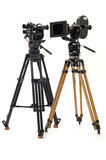 профессионал 2 пленки камеры 35mm Стоковые Фотографии RF