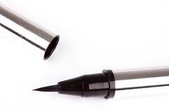 профессионал eyeliner стоковые изображения