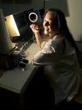 Профессионал науки стоковое изображение rf