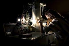 Профессионал науки стоковое фото