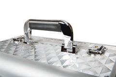 Профессиональная алюминиевая изолированная коробка состава Стоковое Фото