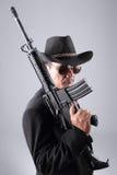 Профессиональная убийца стоковое изображение