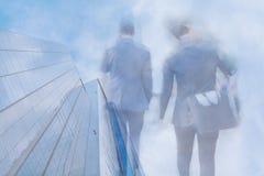 Профессиональные бизнесмены Стоковая Фотография RF