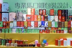 Профессиональные продукты плиты олова упаковывая Стоковая Фотография RF