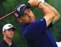 Профессиональный игрок в гольф Hennie Оттон Стоковые Изображения RF