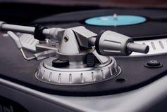 Профессиональный комплект Turntable DJ Стоковые Фотографии RF