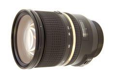 Профессиональный объектив фотоаппарата Стоковое Фото