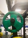 Профессиональный олимпийский диск для штанги Стоковое фото RF