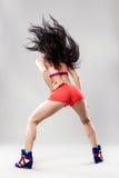 Профессиональный танцор стоковые фото