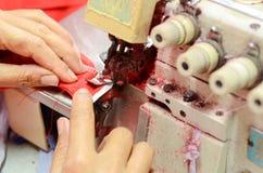Профессиональный шить Стоковое Изображение
