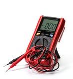 Профессиональный электронный вольтамперомметр Стоковое фото RF