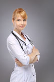 Профессия, доктор женщины стоковые изображения