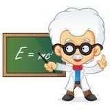 профессор Стоковое фото RF