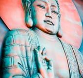 профиль Будды Стоковое Изображение