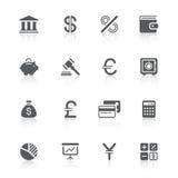 профинансируйте иконы бесплатная иллюстрация
