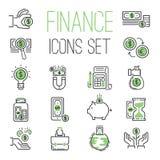 Профинансируйте сбережения диаграммы бухгалтерии богатства черноты плана дела денег и банк банка инвестиции наличностью финансовы иллюстрация штока