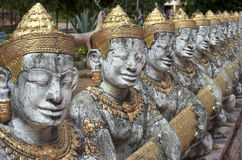 Профи Phnom. Cham Kompong. Камбоджа Стоковое фото RF