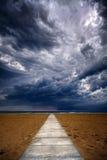 проход рая к Стоковые Фото