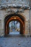 проход bamberg Германии исторический стоковое фото