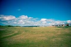 Проход гольфа в Новой Шотландии Стоковые Изображения