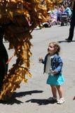 Проходит парадом круг Кливленд 2014 OH Стоковое фото RF