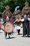 Проходит парадом круг Кливленд 2014 OH Стоковые Изображения RF