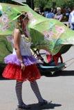 Проходит парадом круг Кливленд 2014 OH Стоковое Изображение RF