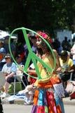 Проходит парадом круг Кливленд 2014 OH Стоковые Фото