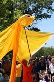 Проходит парадом круг Кливленд 2014 OH Стоковые Изображения
