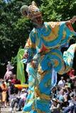 Проходит парадом круг Кливленд 2014 OH Стоковое Фото