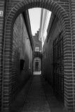 Проход к дому Стоковая Фотография