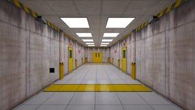 Проход Eelevator Стоковые Фото