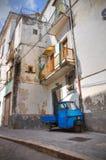 Проход. Rodi Garganico. Апулия. Италия. стоковое фото rf