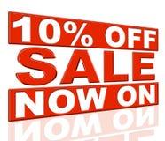 10 процентов показывает в настоящее время и дешево бесплатная иллюстрация