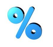 проценты Стоковые Изображения