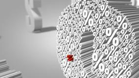 Проценты акции видеоматериалы