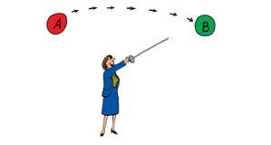 процесс иллюстрация вектора
