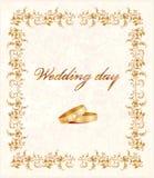 прочешите венчание Стоковое Фото