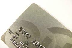 прочешите кредит стоковое изображение