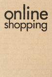 прочешите покупка руки фокуса dof он-лайн отмелая очень Стоковое Изображение