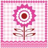 прочешите цветок Стоковые Изображения