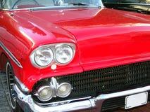 прочитанный автомобиль красотки Стоковые Изображения