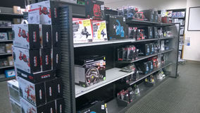 Продавать компьютерного оборудования Стоковая Фотография RF