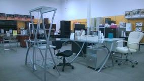 Продавать офисной мебели Стоковое фото RF