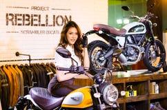 Продажа 2015 мотора Бангкока международная грандиозная Стоковая Фотография RF