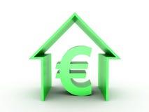 Продажа дома Стоковое Изображение RF