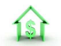 Продажа дома Стоковые Изображения RF